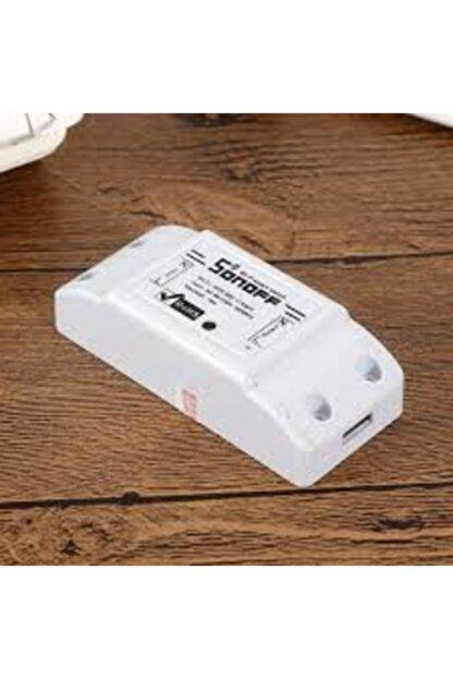 Sonoff 10a Dıy Akıllı Wifi Güç Kontrolörü