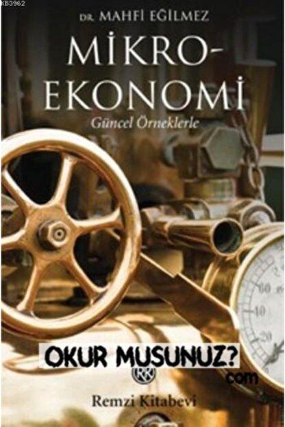 Remzi Kitabevi Mikroekonomi