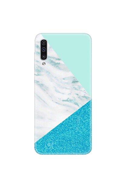 albatech Xiaomi Mi 9 Lite Kılıf Mermer Desenli Kapak