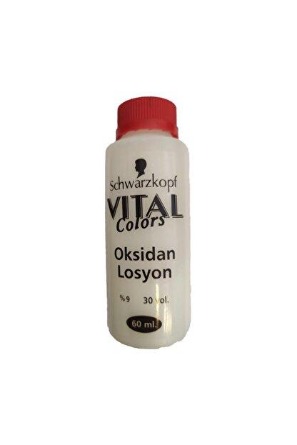 Schwarzkopf Schwarzkopf Vital Colors Oksidan 60 Ml 30 Volüm %9