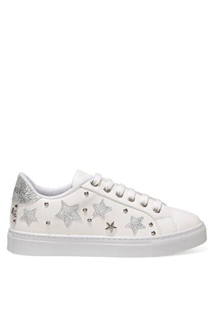 Nine West ARTEMIS 1FX Beyaz Kadın Havuz Taban Sneaker 101004867