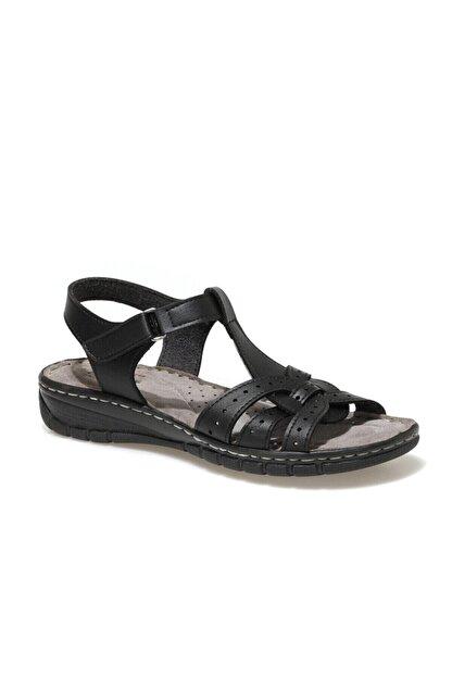 Polaris 91.158589.Z1FX Siyah Kadın Sandalet 101020331