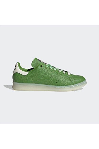 adidas Erkek Yeşil Stan Smith  Günlük Spor Ayakkabı