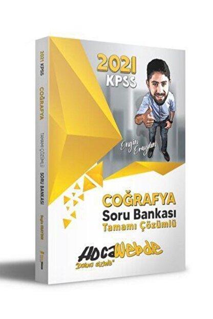Hoca Webde 2021 Kpss Coğrafya Tamamı Çözümlü Soru Bankası