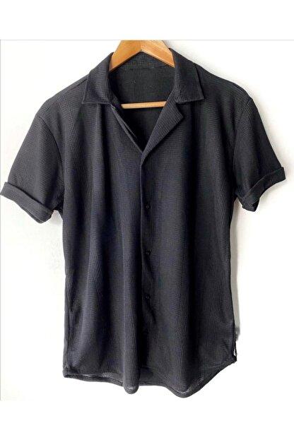 A&O Style Erkek Kısa Kollu Yazlık Gömlek
