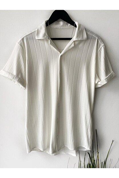 A&O Style Erkek Kısa Kollu Gömlek