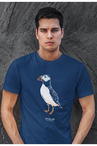 Aventura Clothing Co %100 Pamuk, Regular Fit, Bisiklet Yaka, Baskılı Tshirt - Love The Animals 2