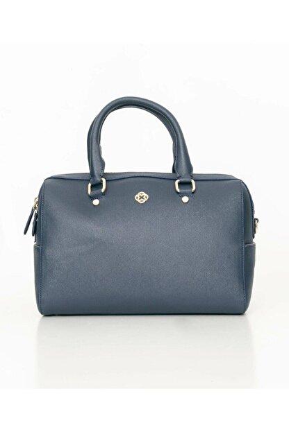 Aker Lacivert Bavul Çanta A191212