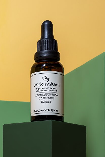 Bade Natural Cilt Sıkılaştırıcı Serum 30 ml