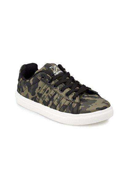 Kinetix VULDA CAMO Haki Erkek Çocuk Sneaker Ayakkabı 100317047