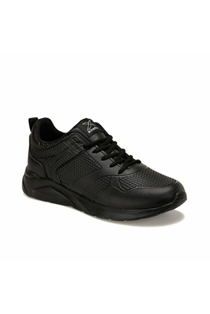 Kinetix NEDA PU W 9PR Siyah Kadın Sneaker Ayakkabı 100417660