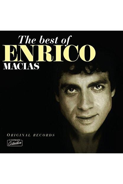 plakmarketi Enrico Macias / The Best Of (plak)