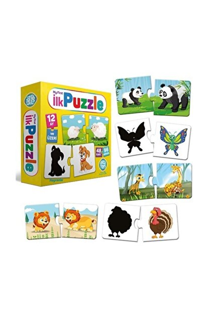 Circle Toys Ilk Puzzle Myfirst Puzzle