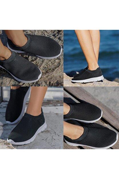 SANUS Milenyum Örme Memory Foam Sneaker Ayakkabı