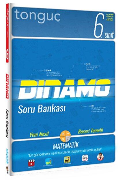 TONGUÇ AKADEMİ YAYINLARI Tonguç 6. Sınıf Dinamo Matematik Soru Bankası