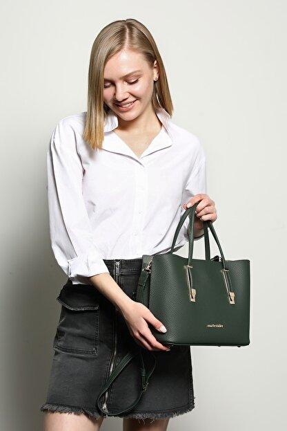 Marie Claire Kadın Yeşil Omuz Çantası Estela Mc212101162