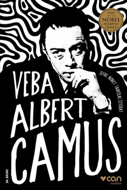 Can Yayınları Veba Albert Camus