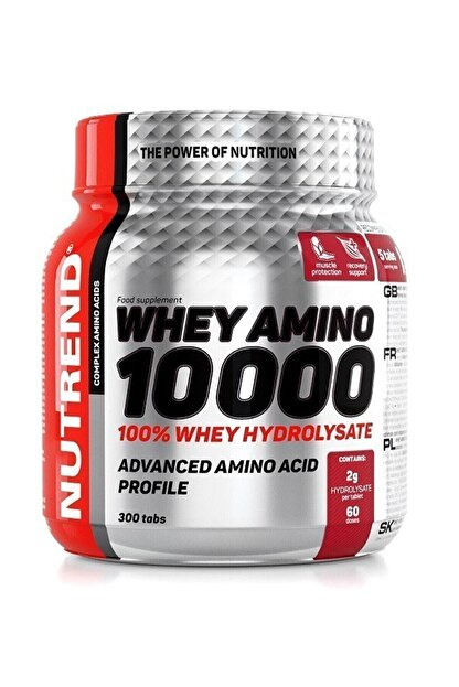 Nutrend Whey Amino 10000 300 Tablet 8594073179524