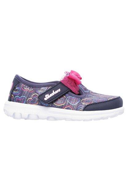 Skechers Unisex Çocuk Lacivert Günlük Ayakkabı 81147n