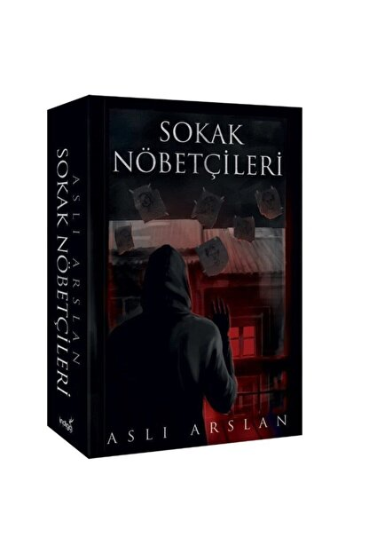 İndigo Kitap Sokak Nöbetçileri - Aslı Arslan