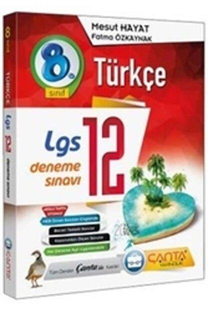 Çanta Yayınları 8 Sınıf Lgs Türkçe 12.deneme
