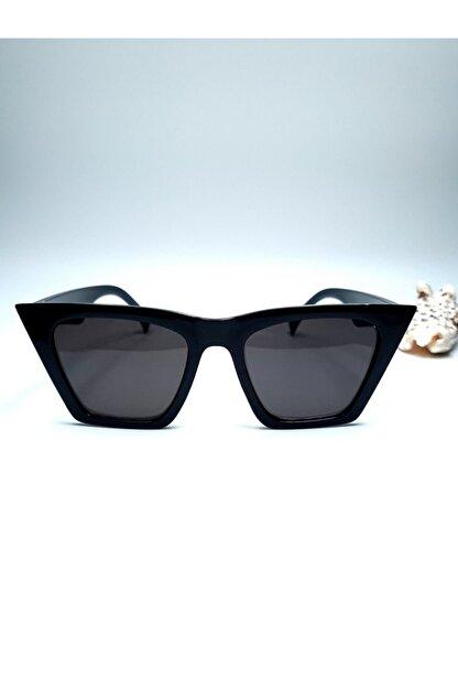 by.accessoriess Siyah Kadın Güneş Gözlüğü