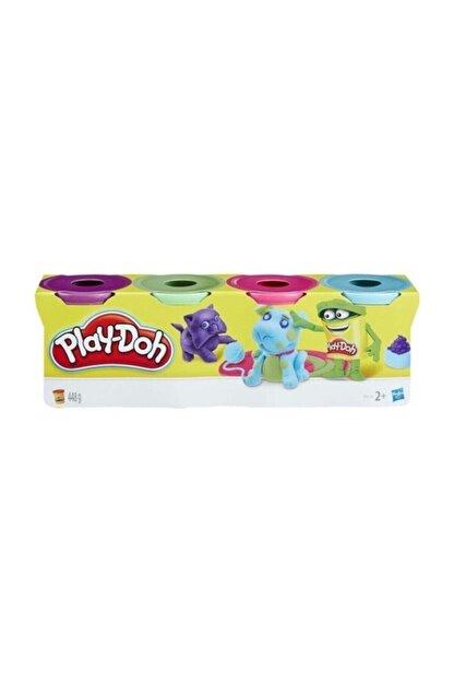 Play Doh Oyun Hamuru 4' lü