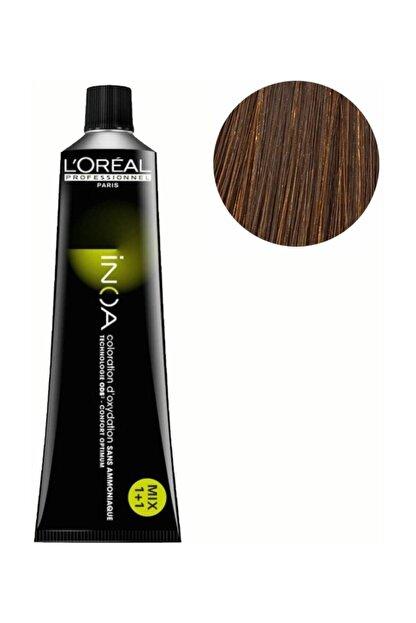 İNOA 6,3 Koyu Kumral Dore Saç Boyası 3474630414945