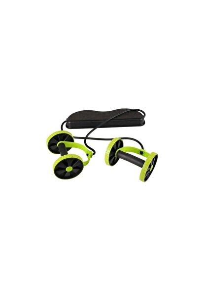 FITNESS Revoflex Multiflex Tekerlekli Egzersiz Spor Aleti Mekik Sehpası