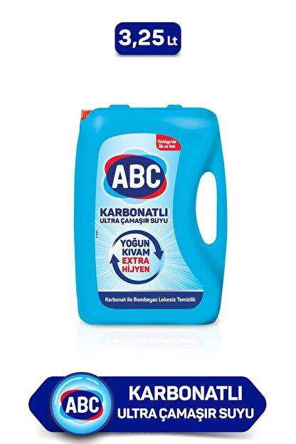 ABC Karbonatlı Ultra Çamaşır Suyu 3,25l Tekli