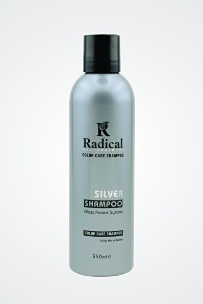 Radical Silver Color Care Şampuan 350 ml 8680035542182