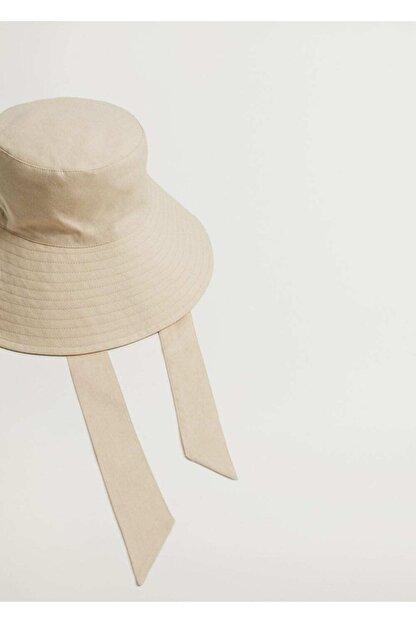 Mango Bantlı Bucket Şapka