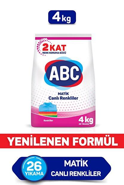 ABC Matik 4kg Color