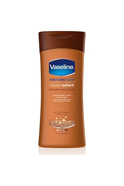 Vaseline Vucut Losyonu 200 ml Kakao