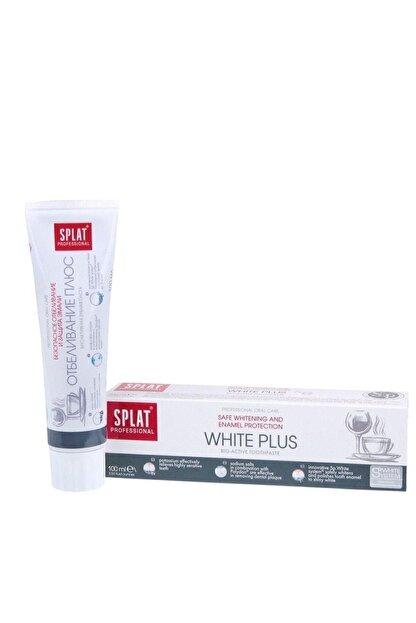 Splat White Plus Beyazlatıcı Diş Macunu 100 ml