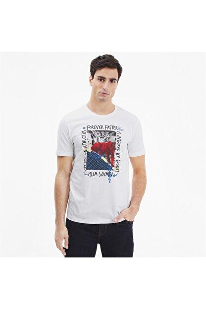 Puma Photo Erkek T-shirt 581925-02