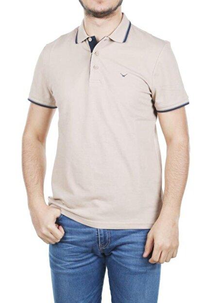 Cazador Erkek Safari Polo Yaka T-shirt