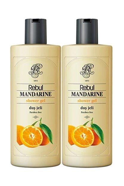 Rebul Mandarine Duş Jeli 500 ml X 2 Adet