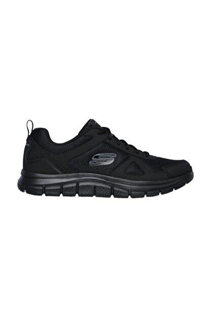 Skechers TRACK- SCLORIC Erkek Siyah Spor Ayakkabı