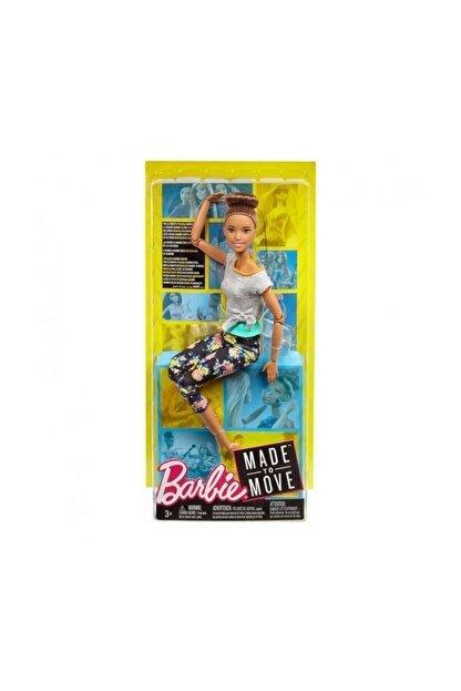 Barbie Sonsuz Hareket Bebeği