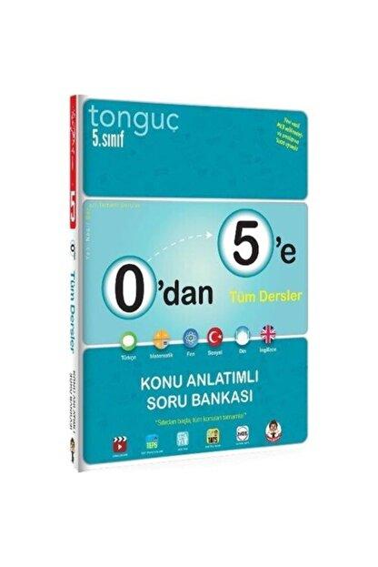 Tonguç Akademi 0'dan 5'e Konu Anlatımlı Soru Bankası