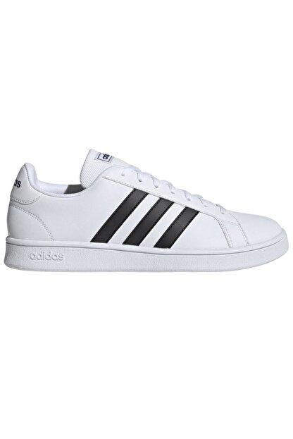 adidas EE7904 Beyaz Erkek Tenis Ayakkabısı 100479770