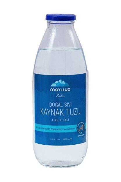 Mayi Tuz Delıce Mayi Doğal Sıvı Kaynak Tuzu 1000ml