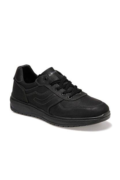 Kinetix Anzor Siyah Erkek Sneaker Ayakkabı