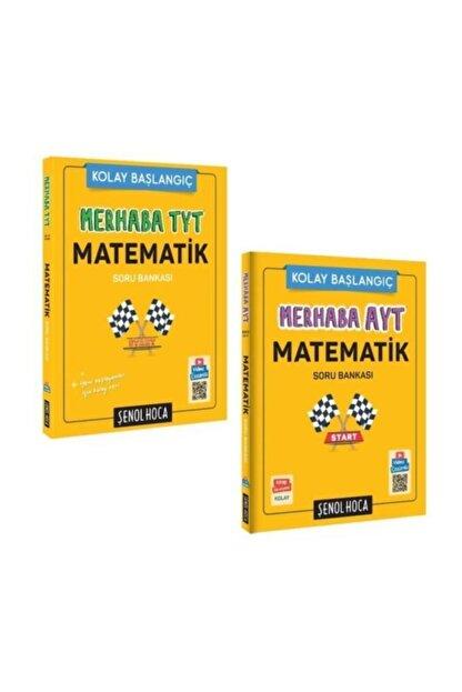 Şenol Hoca Yayınları Kolay Başlangıç Merhaba Tyt Ayt Matematik Soru Bankası Seti