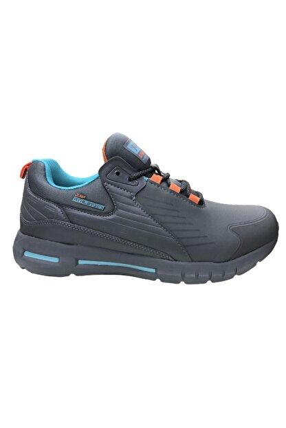 Jump Gri Erkek Spor Ayakkabı 25703