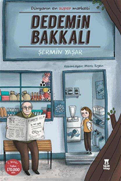 Taze Yayınları Dedemin Bakkalı Şermin Yaşar
