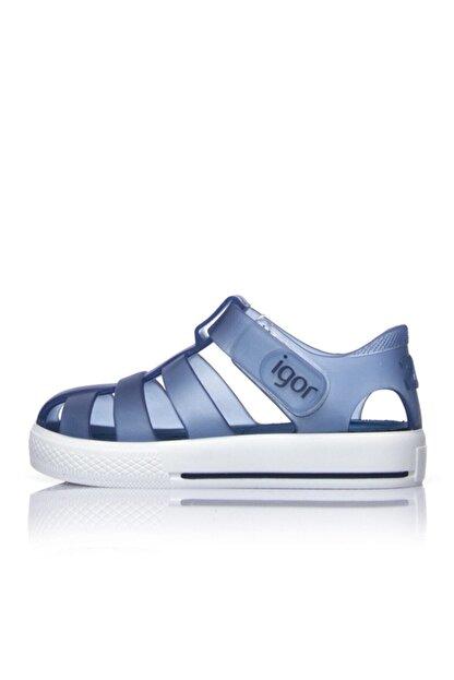 IGOR Star Çocuk Sandalet Lacivert