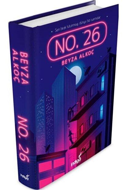 İndigo Kitap No :26 - Ciltli - Beyza Alkoç