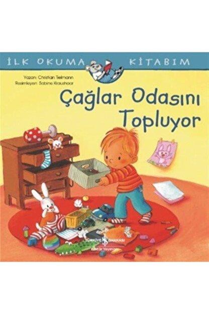 İş Bankası Kültür Yayınları Çağlar Odasını Topluyor / Ilk Okuma Kitabım